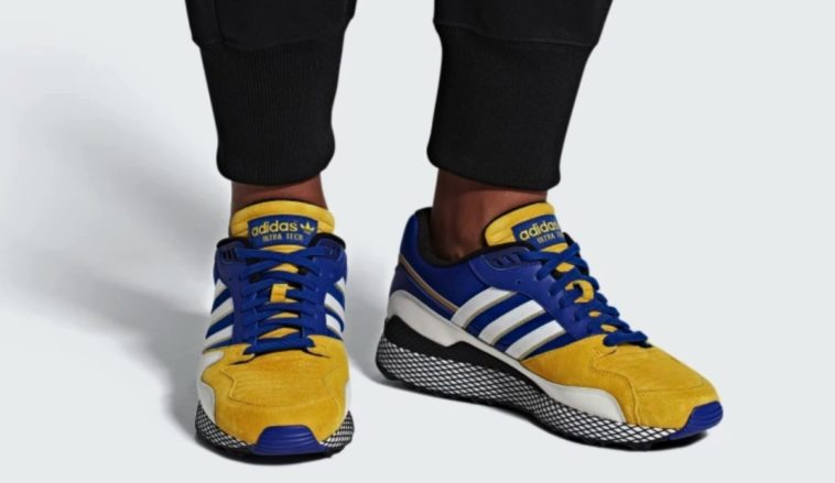 Adidas releases Dragon Ball Z sneaker collection featuring Boo and Vegeta 20