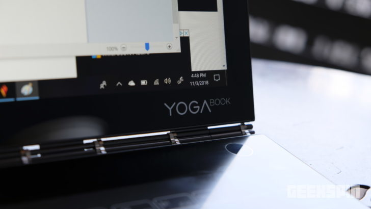 Lenovo Yoga Book C930 review: The quirkiest and most futuristic 2-in-1 yet 13