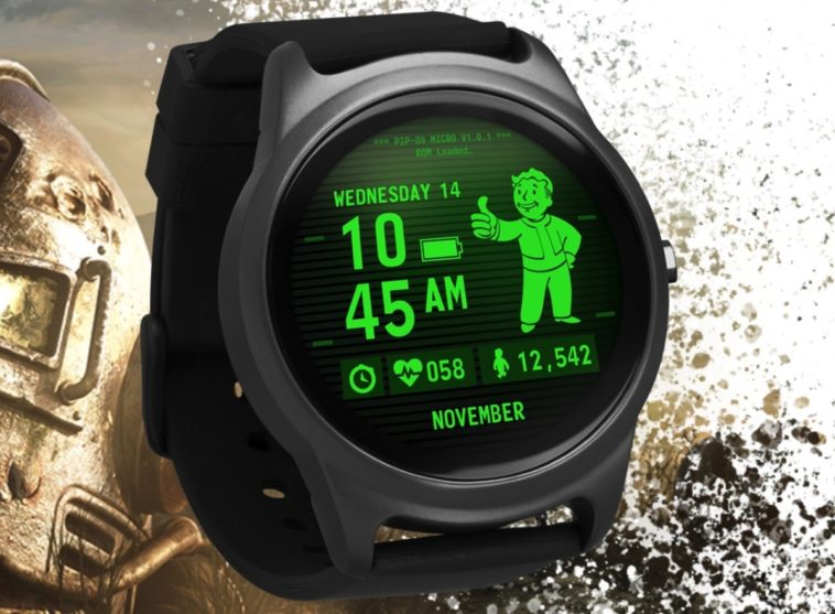 Fallout gets its own Pip-Boy-themed smartwatch 12