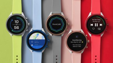 Fossil Sport Smartwatch debuts with Snapdragon 3100 chip 16
