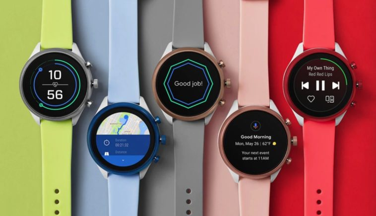 Fossil Sport Smartwatch debuts with Snapdragon 3100 chip 14