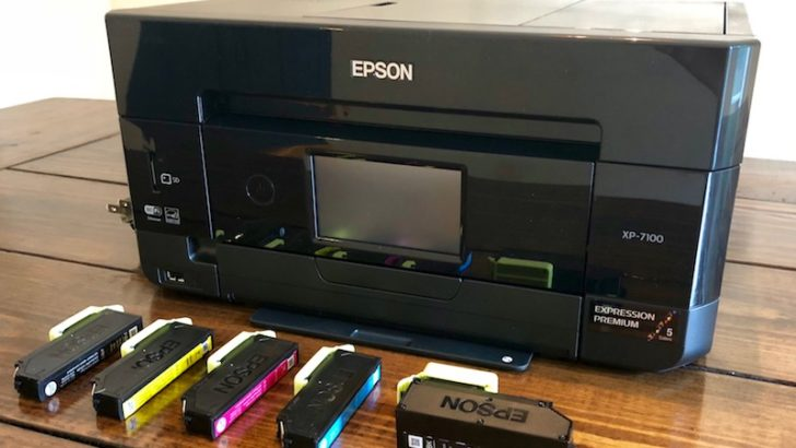 Epson's Expression Premium XP-7100 Small-in-One review: Compact with beautiful prints 12