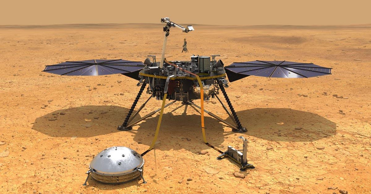 NASA InSight 3