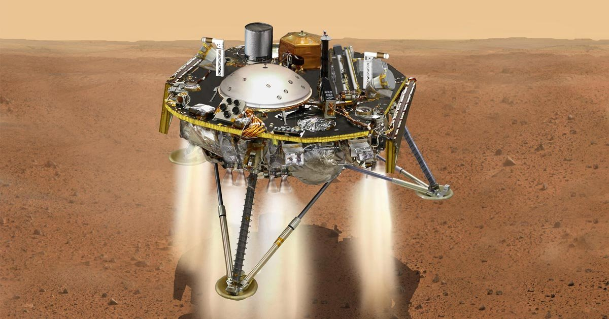 NASA InSight 1