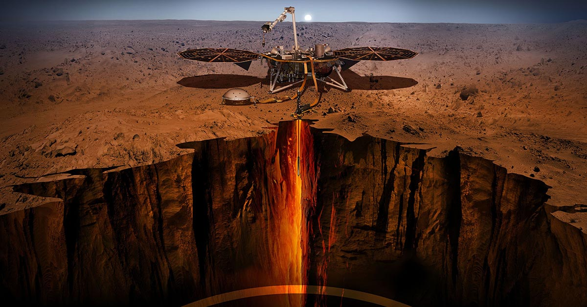 NASA InSight 2