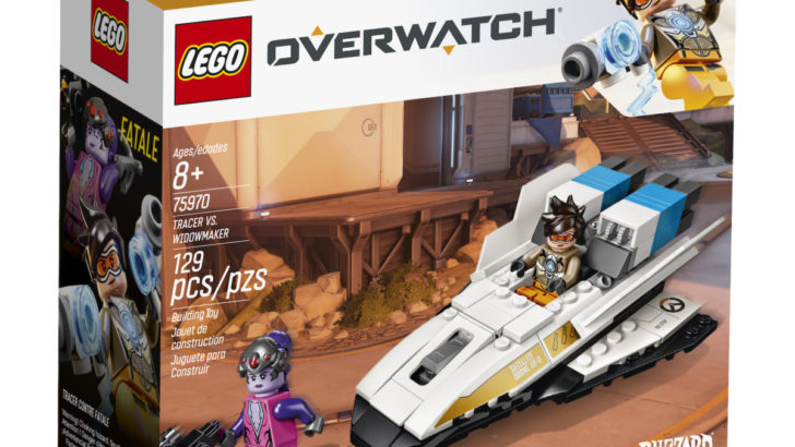 LEGO announces 6 Overwatch sets at BlizzCon 2018 15