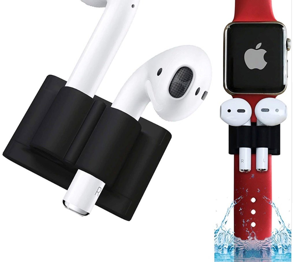 Ridiculous Apple Watch accessory prevents losing your AirPods 11