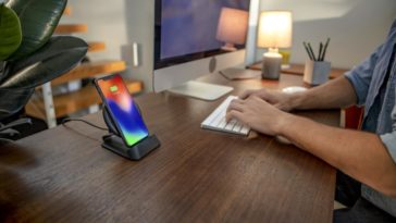 Mophie's charge stream desk stand is the wireless charging stand for iPhone we've been waiting for 15