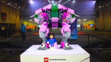 LEGO announces 6 Overwatch sets at BlizzCon 2018 11