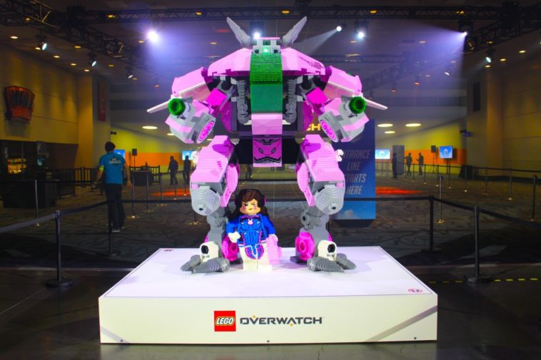 LEGO announces 6 Overwatch sets at BlizzCon 2018 14
