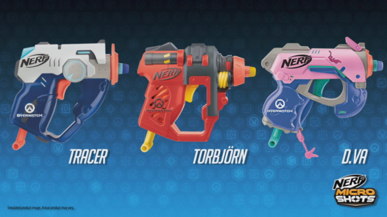 Nerf's Overwatch gun range expands with McCree's Peacekeeper 20