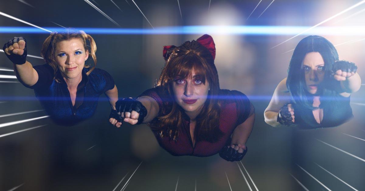powerpuff girls the long way back 2 758x397 - Adi Shankar's Bootleg Universe releases a badass Powerpuff Girls fan film