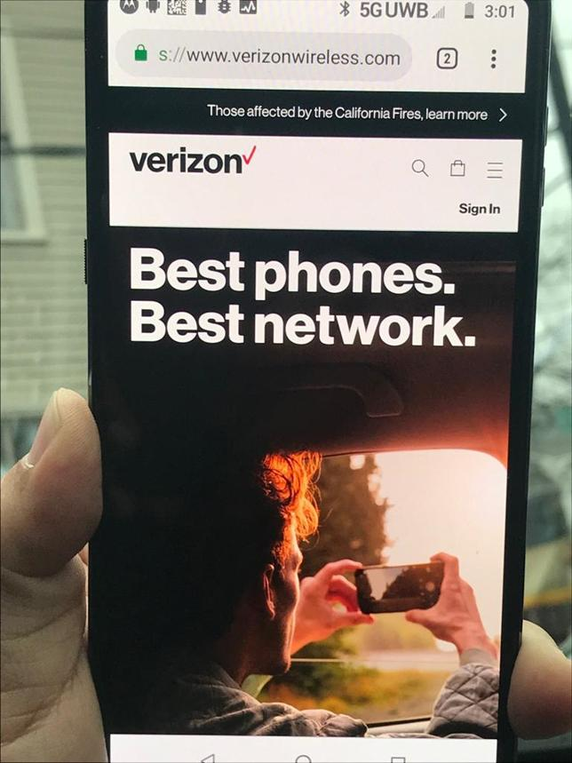 Verizon successfully completes first 5G tests 13