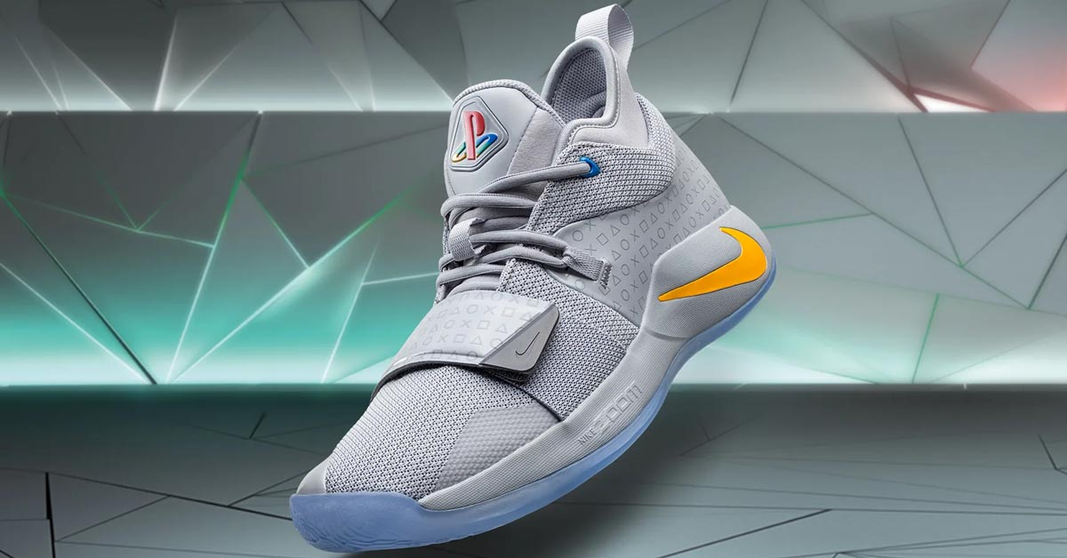 Nike's new PlayStation shoes are