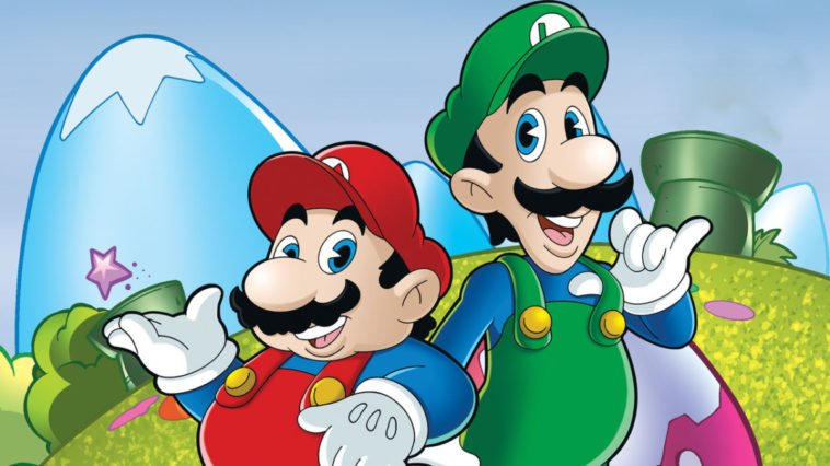 An animated Super Mario Bros. movie could be in theaters by 2022 14