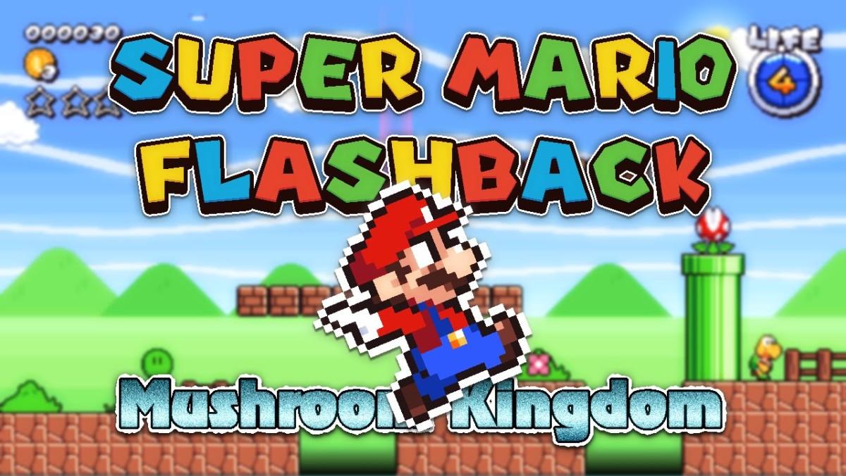 super mario flashback 364x205 - Mario fan creates game called Super Mario Flashback and it's absolutely brilliant