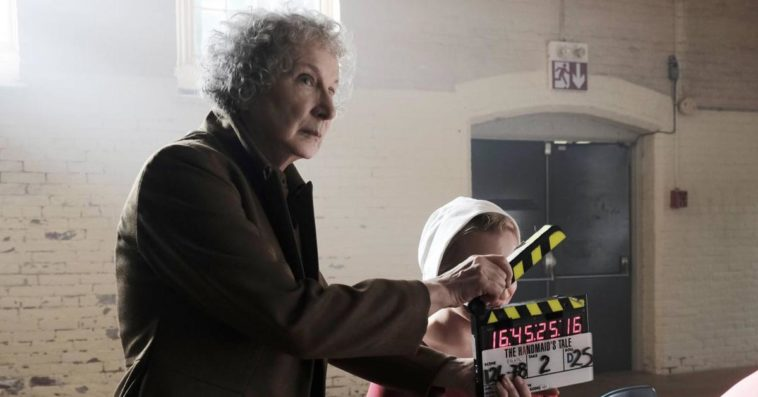A sequel to Margaret Atwood's The Handmaid's Tale is coming in 2019 12