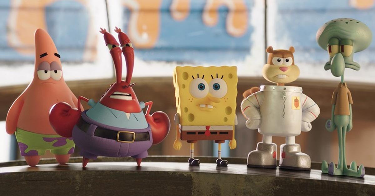 The SpongeBob SquarePants Movie photo