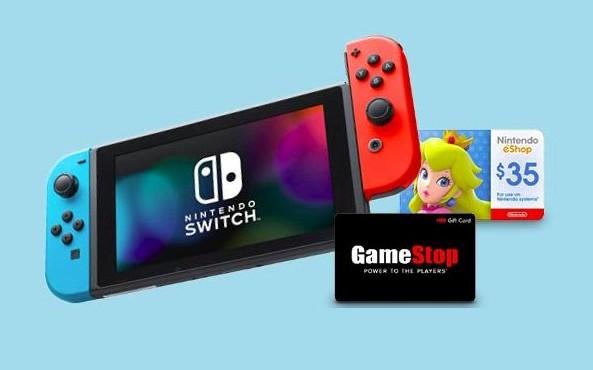 GameSpot Nintendo Switch Cyber Monday deal