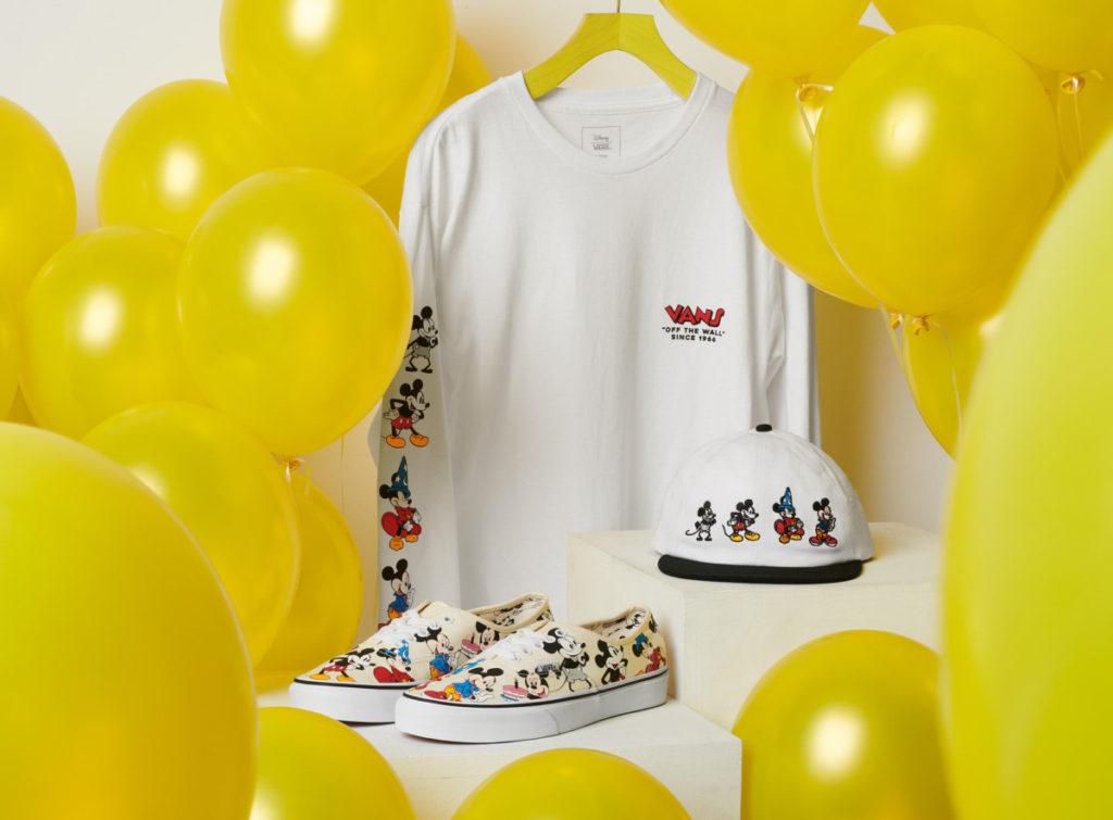 Vans celebrates Mickey's 90th birthday with all new sneaker collection 16