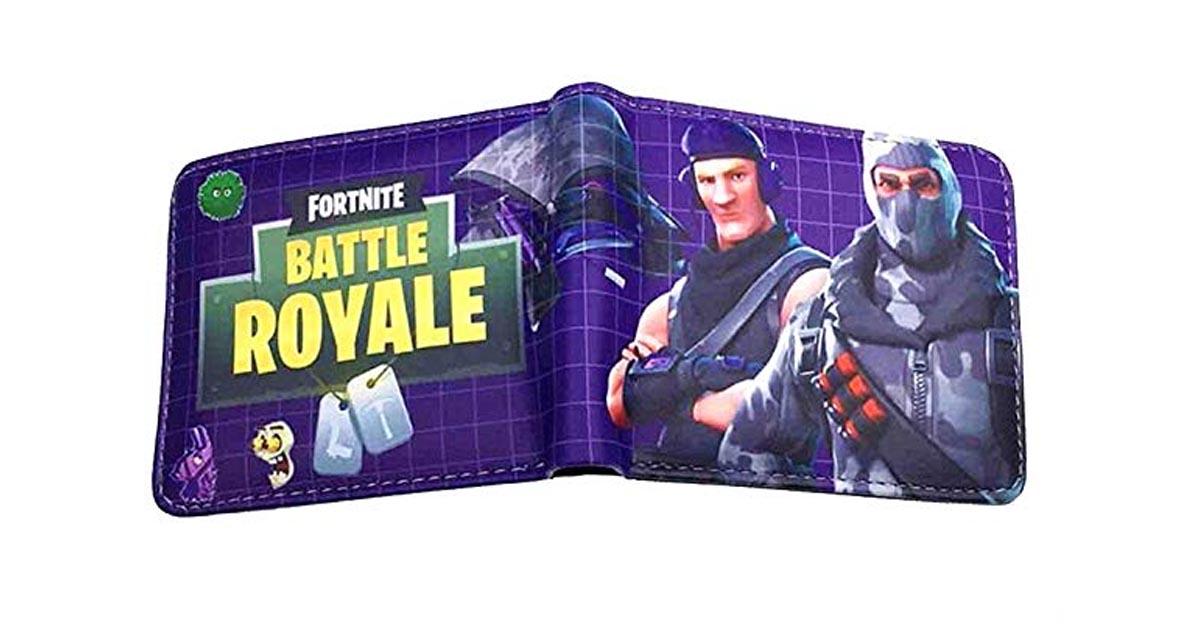 Fortnite Battle Royale Bi-Fold Wallet