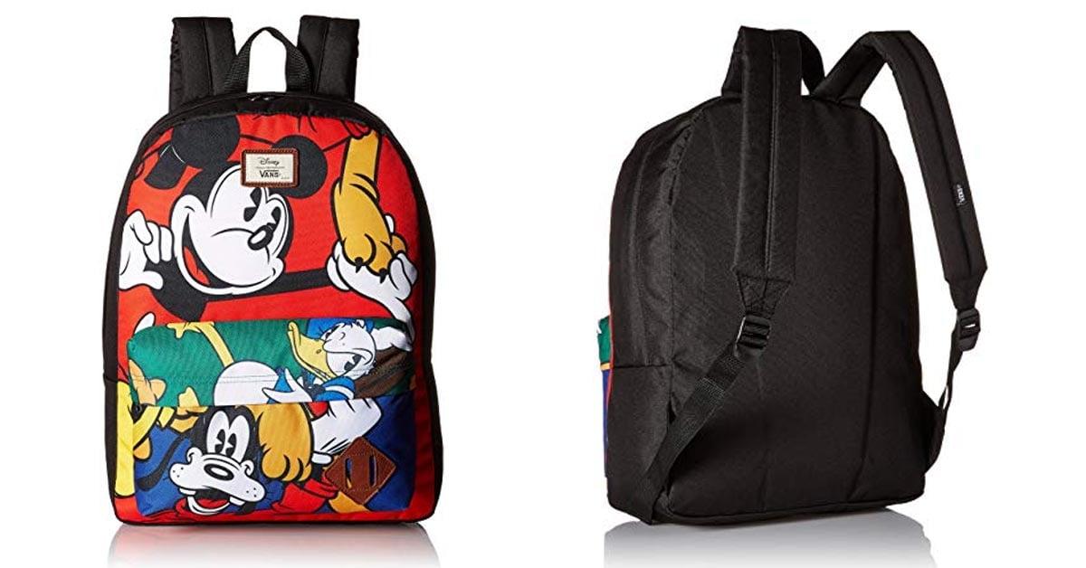 Mickey & Friends Vans Old Skool II Backpack