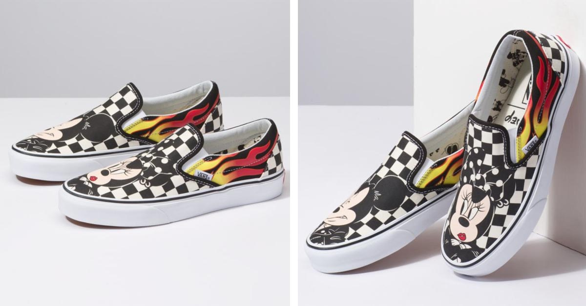 Disney x Vans collection proves that Mickey Mouse is still super hip at 90 15