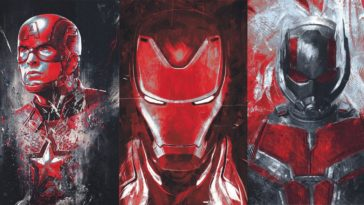 Avengers: Endgame photo leak
