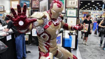 Iron Man DIY suit