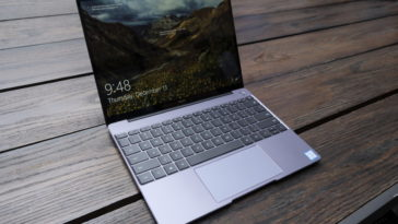 Huawei MateBook 13 review: The PC user's answer to the MacBook Air 12
