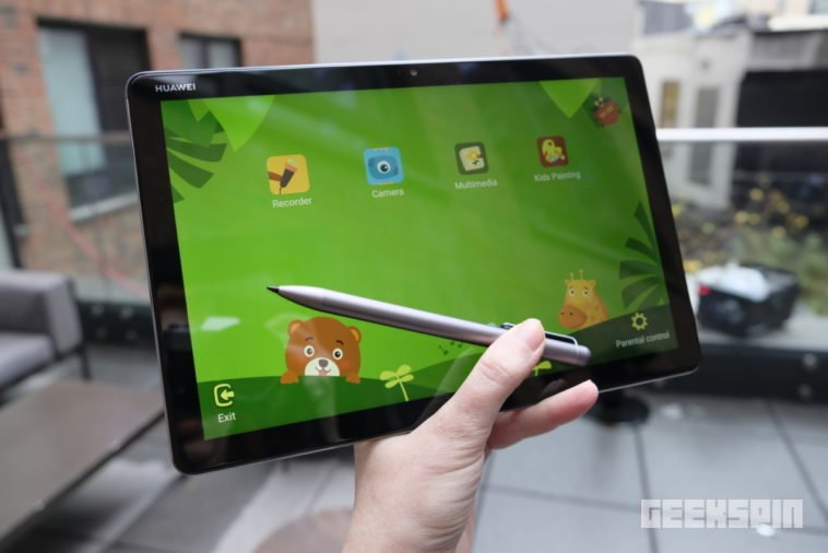 Huawei MediaPad M5 Lite is a family-friendly iPad Pro alternative 12