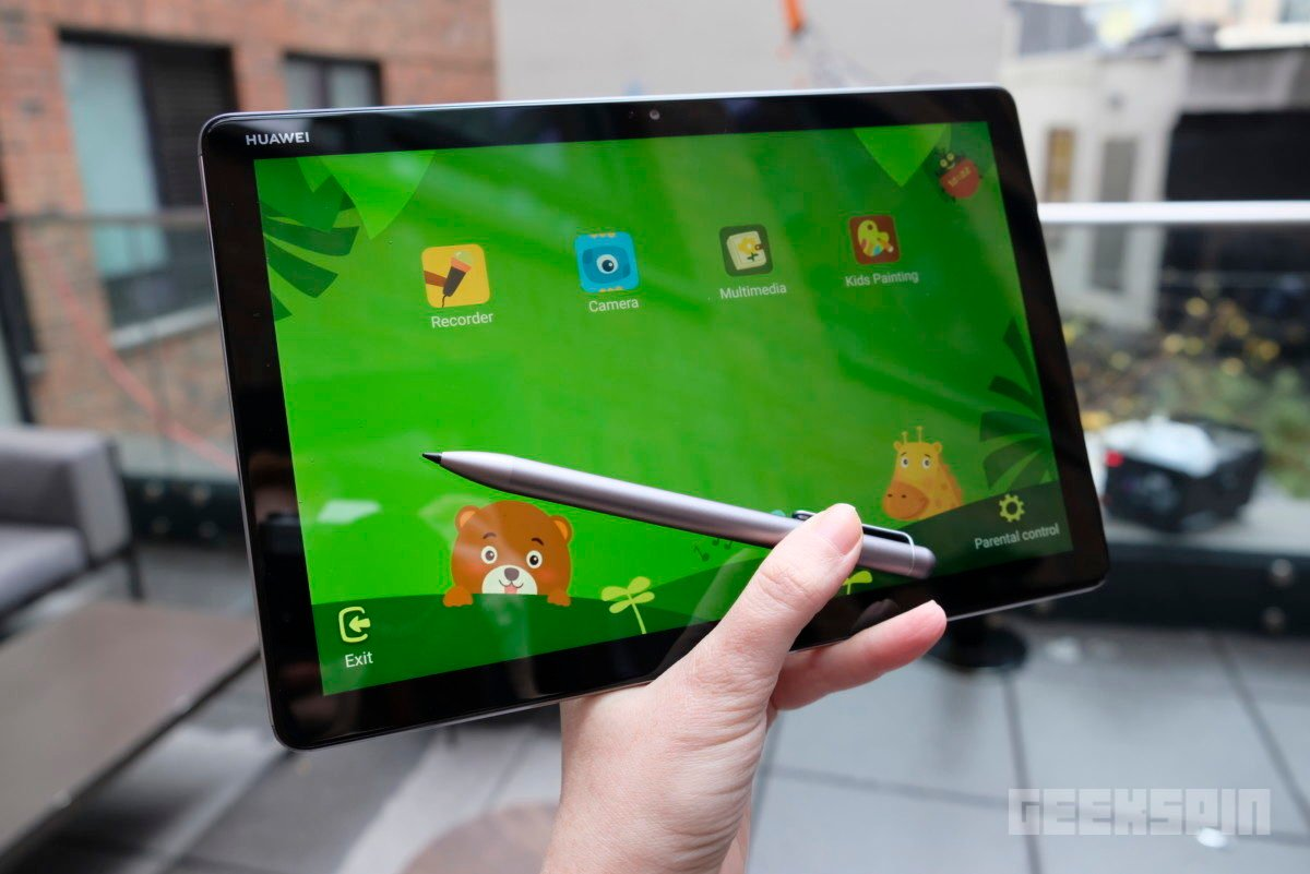 huawei mediapad m5 lite 3 758x506 - Huawei MediaPad M5 Lite is a family-friendly iPad Pro alternative