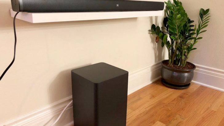 JBL Bar 2.1 Channel Soundbar with Wireless Subwoofer Review: Easy set up and awesome sound 11