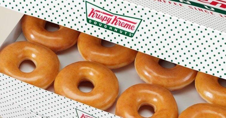 Krispy Kreme is selling a dozen doughnuts for only $1 on December 12th 11