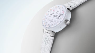 Louis Vuitton wholly redesigns its $2500 smartwatch 13
