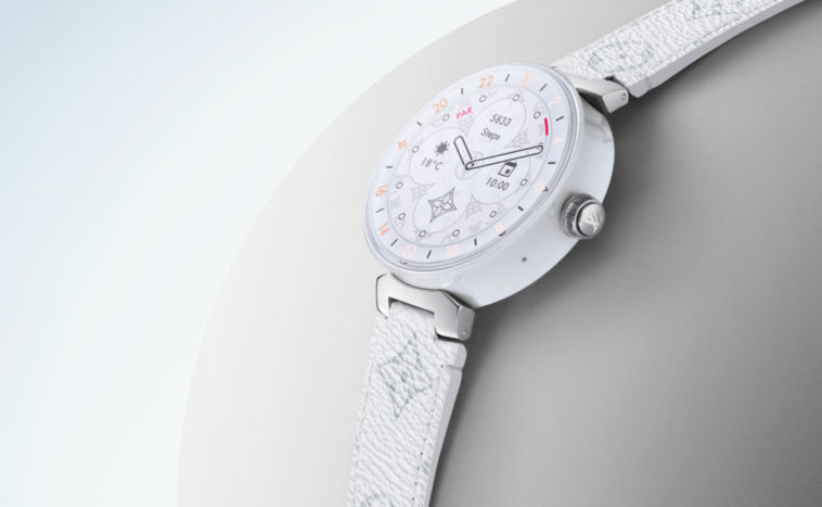 Louis Vuitton wholly redesigns its $2500 smartwatch 12
