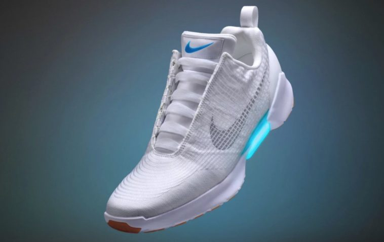"Nike's ""more affordable"" self-lacing smart sneakers will arrive in 2019 12"
