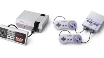 NES Classic and SNES Classic