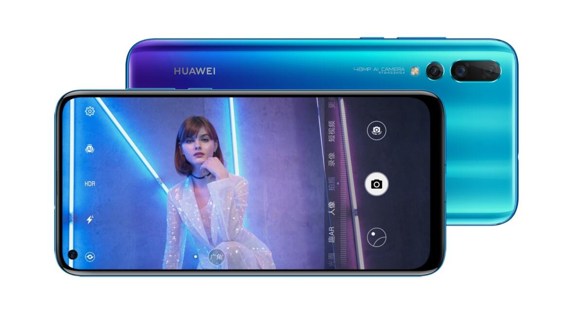 nova4 364x205 - Huawei launches the truly notch-less Nova 4 smartphone