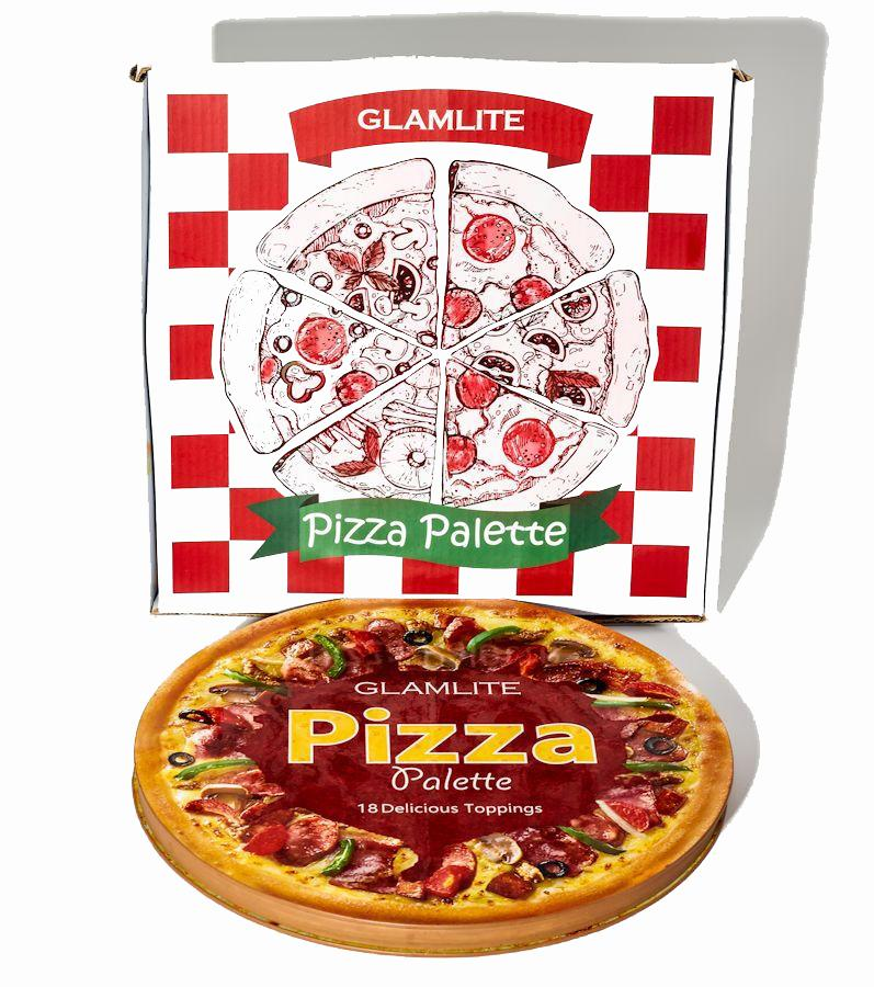 Pizza Palette with retail box