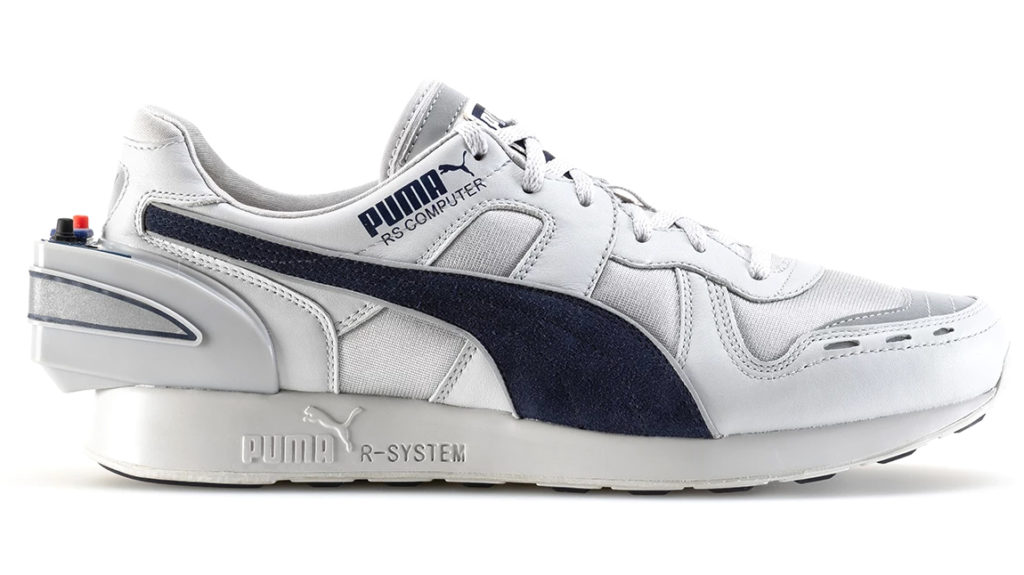 Puma re-releases nostalgic smart sneakers with a built in computer 11