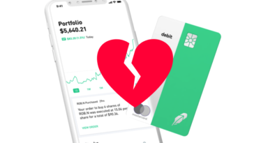 Robinhood backtracks on its 'no-fee' checking and savings offer 17