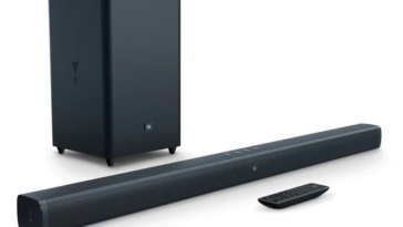 JBL Bar 2.1 Channel Soundbar with Wireless Subwoofer Review: Easy set up and awesome sound 23