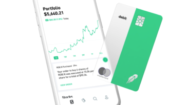 Robinhood is offering no fee checking and savings accounts with 3% interest 19