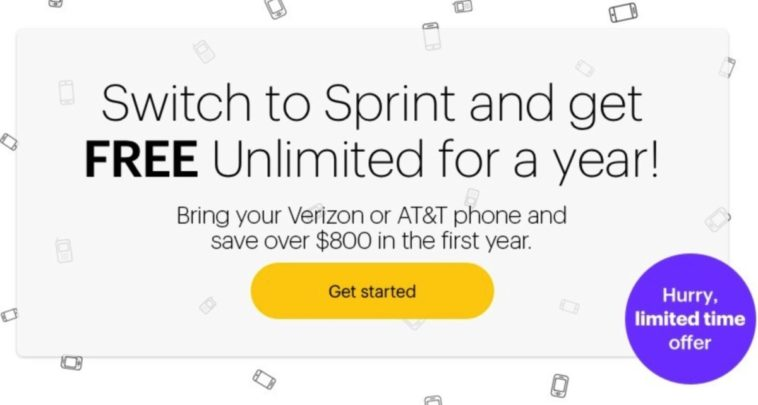 Sprint is offering free phone service for all of 2019. Here's the catch 14