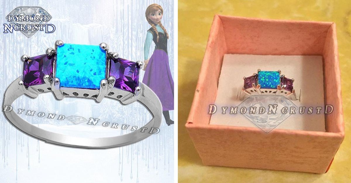 11 - 20 incredibly stunning Disney Princess-inspired wedding and engagement rings
