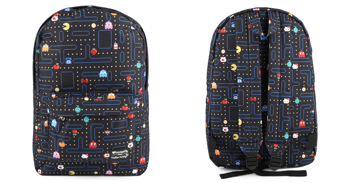 Pac-Man X Hello Kitty Arcade Backpack