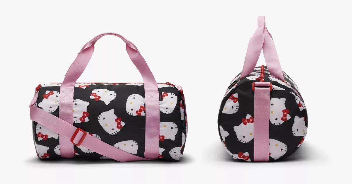 Converse X Hello Kitty Mini Duffel Bag