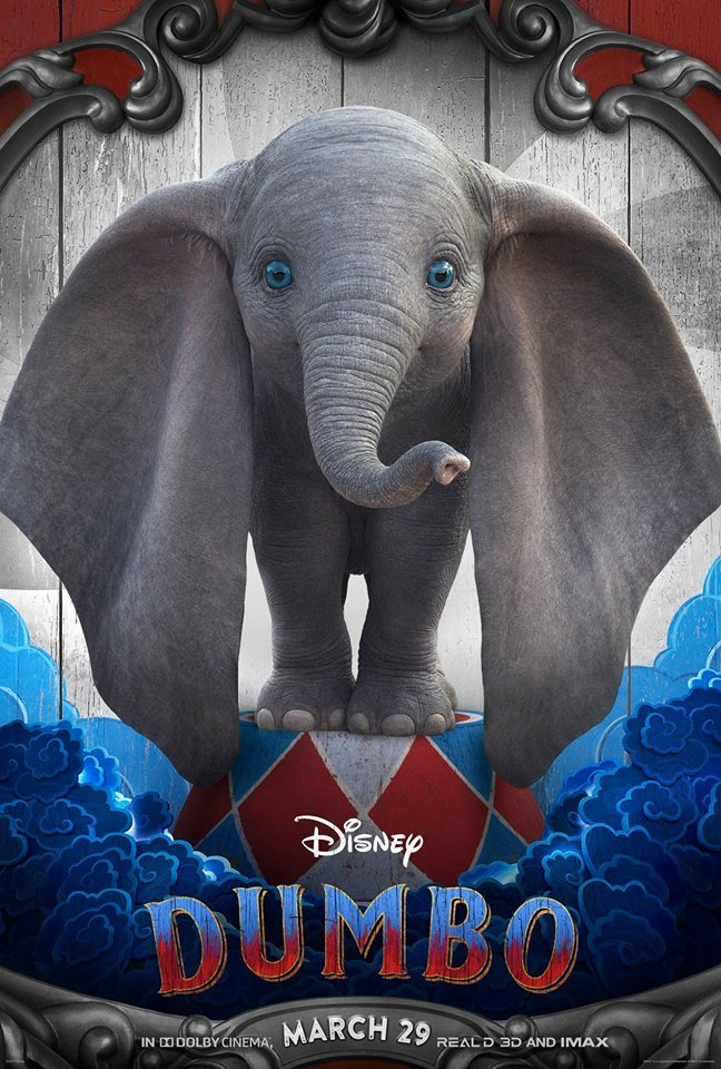 Disney unveils rustic character posters for the live-action Dumbo remake 10