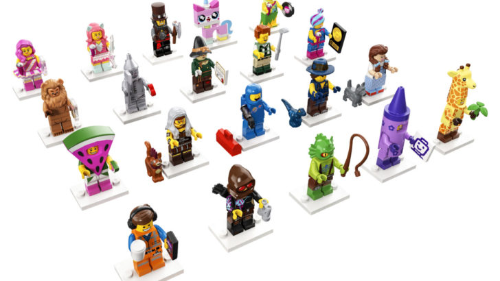LEGO unveils limited-edition Lego Movie 2 minifigures 13